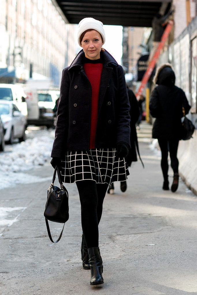 Your daily street style fix day seven of nyfw fall 2017