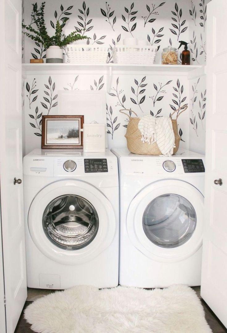 Photo of 15 Laundry Room Decor Ideas for Small Space – #decor #forsmallspaces #Ideas #lau…