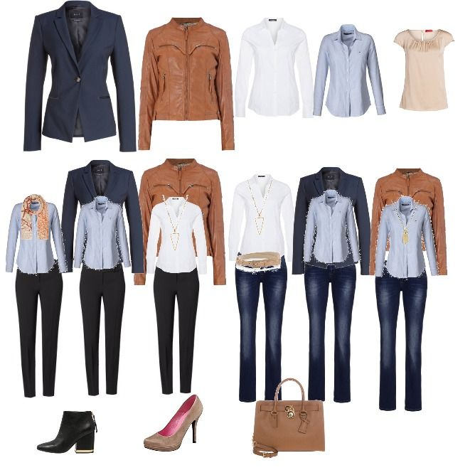 Capsule wardrobe teil ii mit jeans wei e bluse remix for Minimalismus liste
