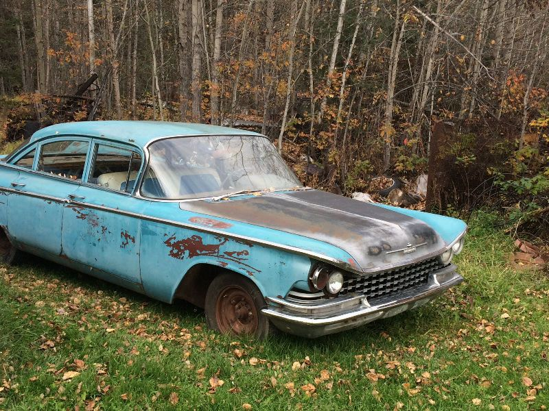 1500 I Am Selling My Old Buick Car And Another Parts Car Parts Car