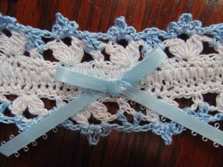 Bridal Garter Crochet Pattern Pinterest Crochet Patterns And