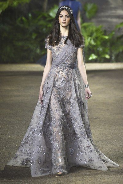 Elie Saab Spring 2016 Couture Collection Photos - Vogue