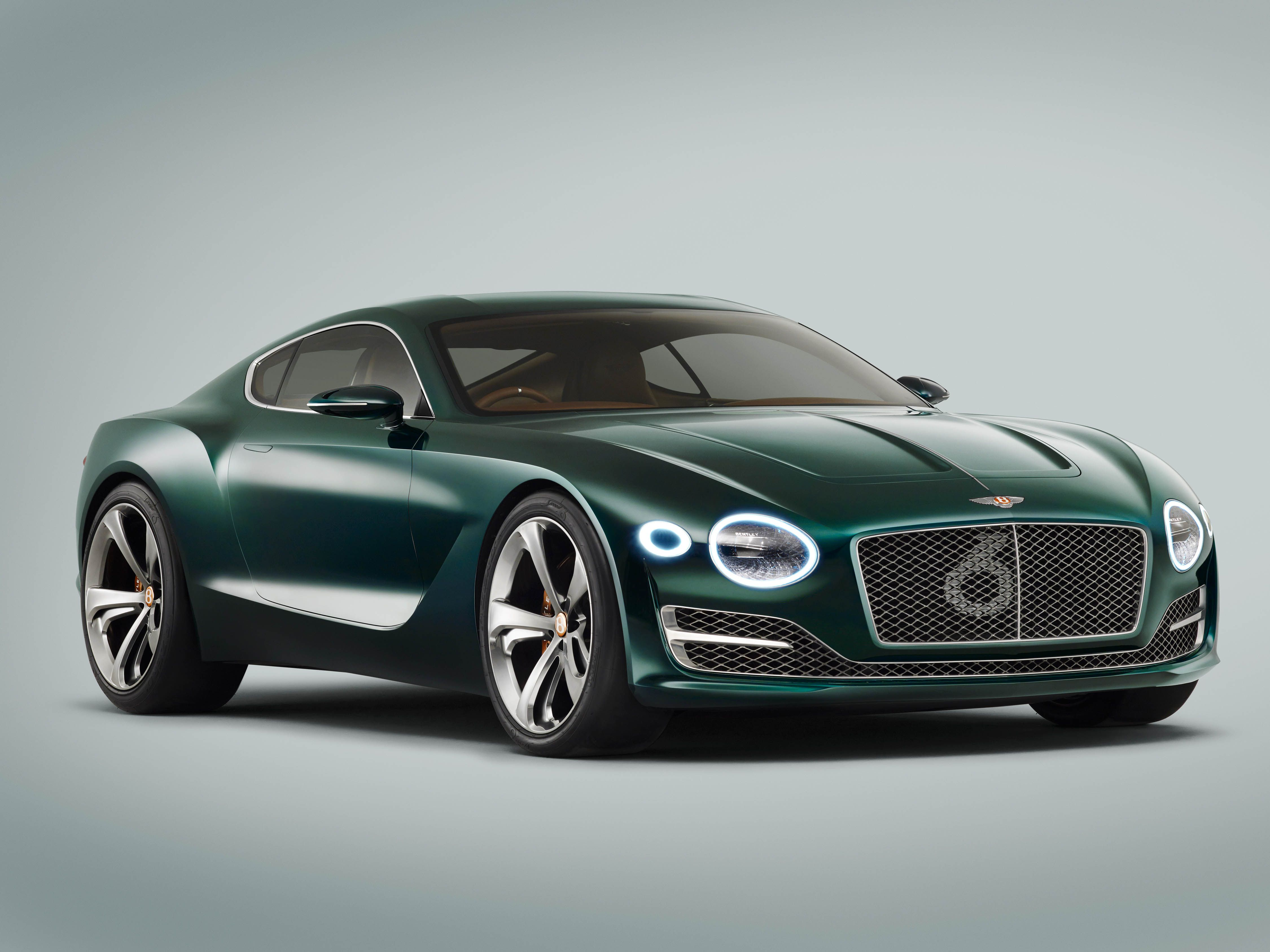 Bentley EXP 10 Speed 6 Concept Did I pin this beast t