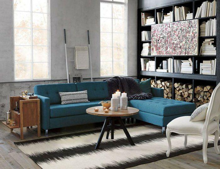 Kleine Zimmer einrichten - Frische Ideen für kleine Räume | Kleine ...