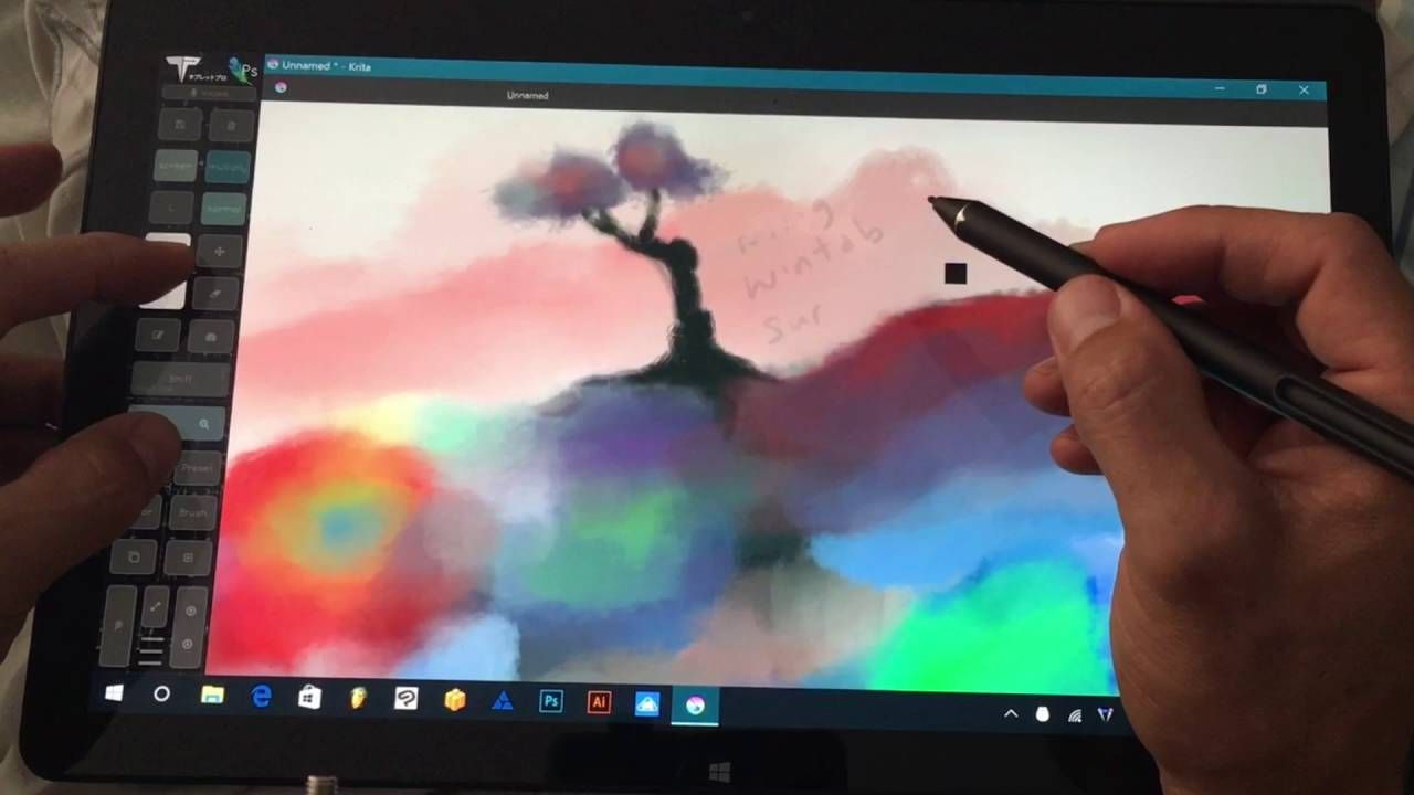 Amazing Free Drawing Software Coupled With Tablet Pro Gives A Software Solution For Professional Artists For Surface Pro Free Drawing Software Drawing Software