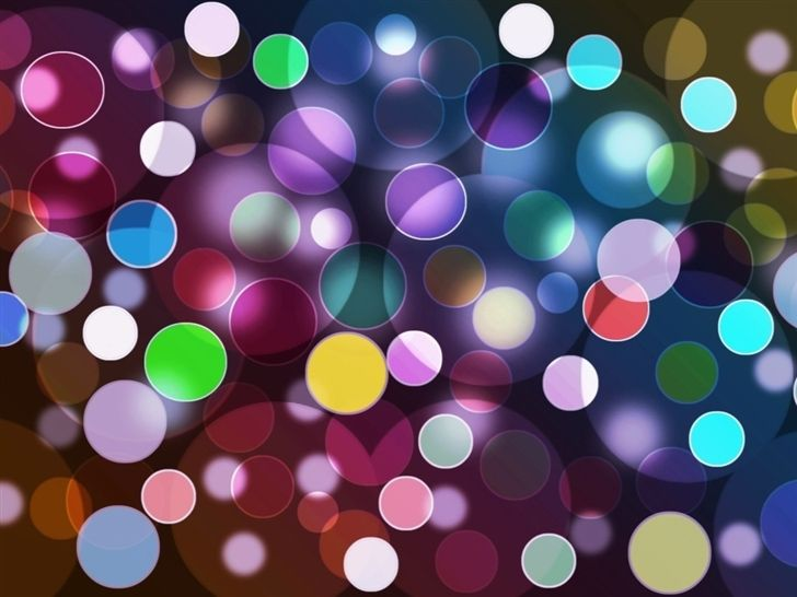 Bokeh Circles Colors Lights | Twitter Covers &amp- Backgrounds ...