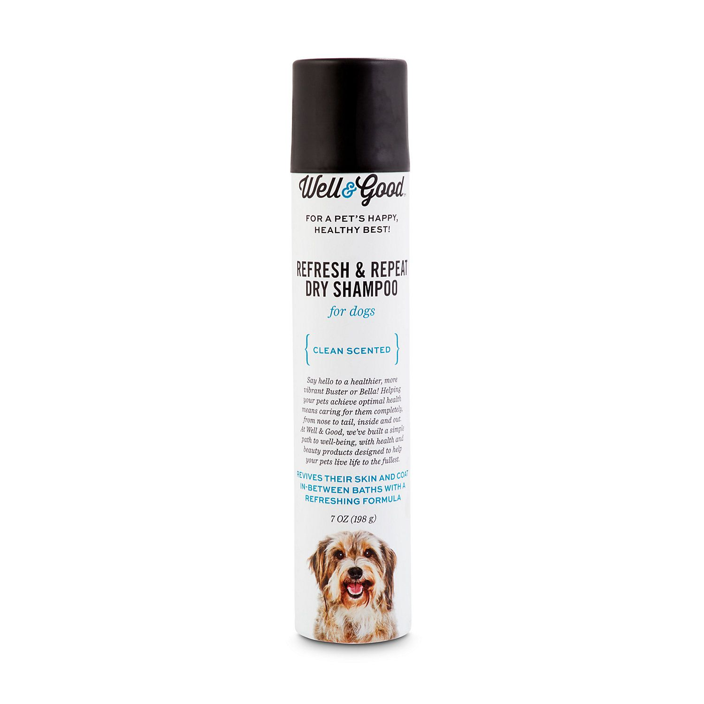 Well Good Refresh Repeat Dry Shampoo For Dogs 7 Fl Oz 7 Fz