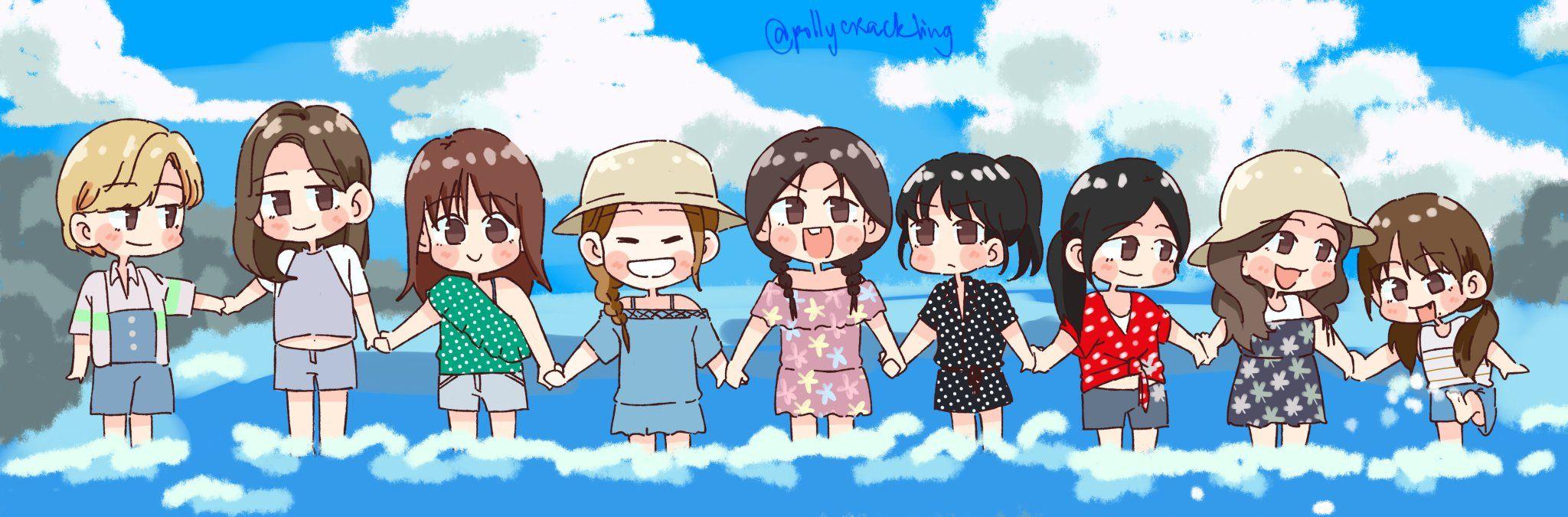 Ghim của Kaka Đào trên Twice Anime, Tuổi trẻ