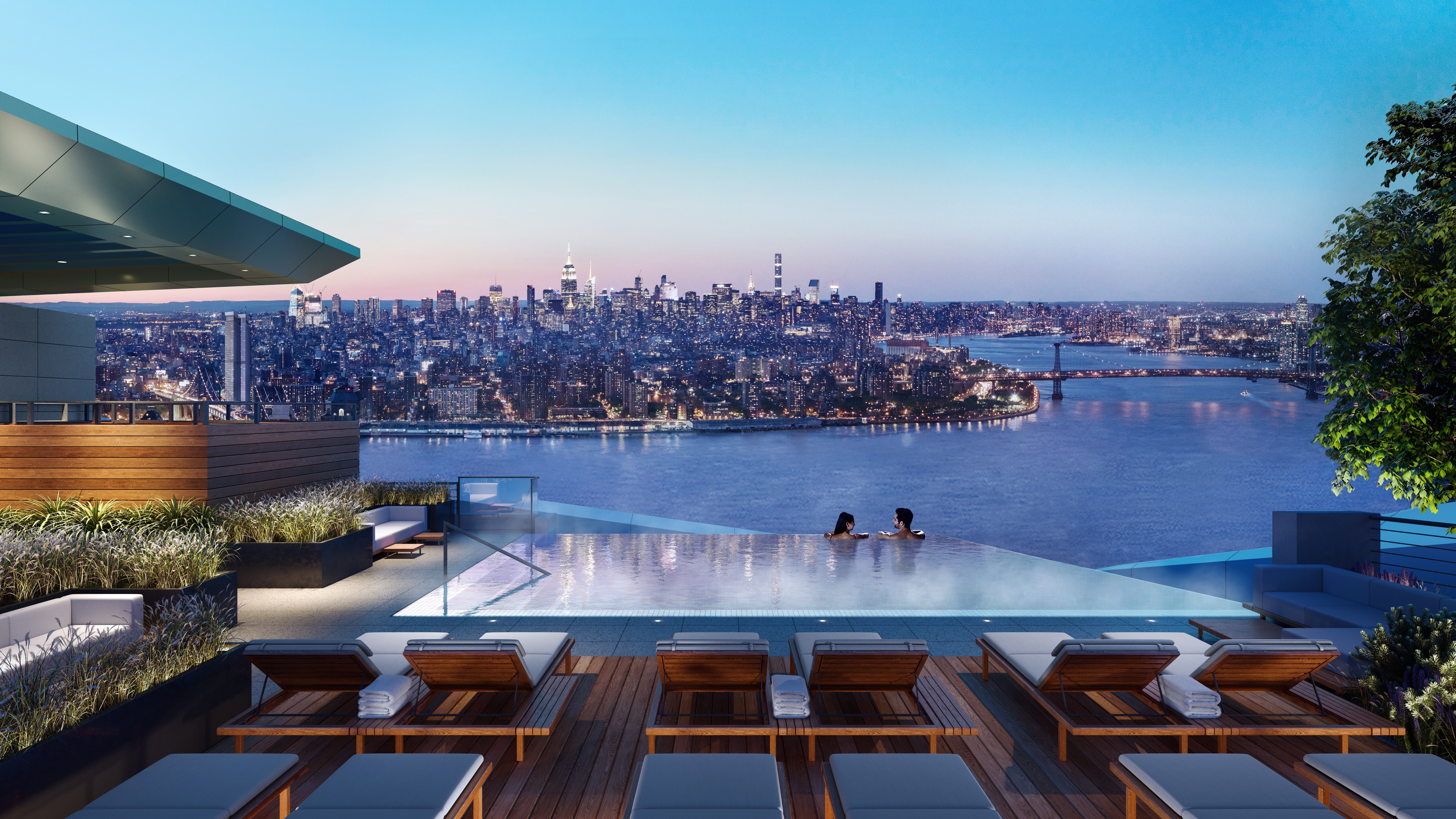 Tallest Infinity Pool In The Western Hemisphere Is Coming To New