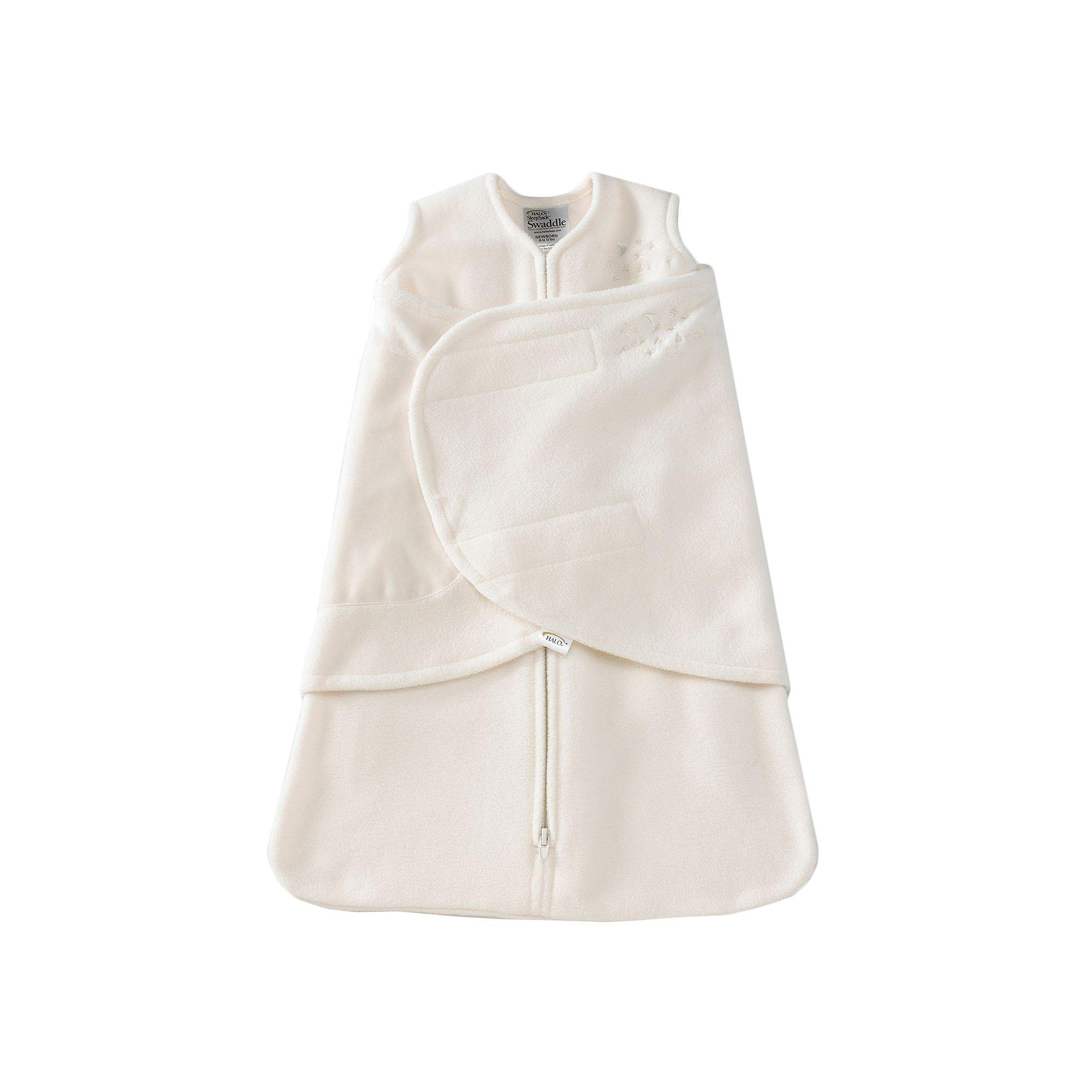 Halo fleece sleepsack swaddle sleep sack swaddle halo