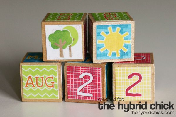 How To Create Perpetual Calendar Blocks Using Wishing Well