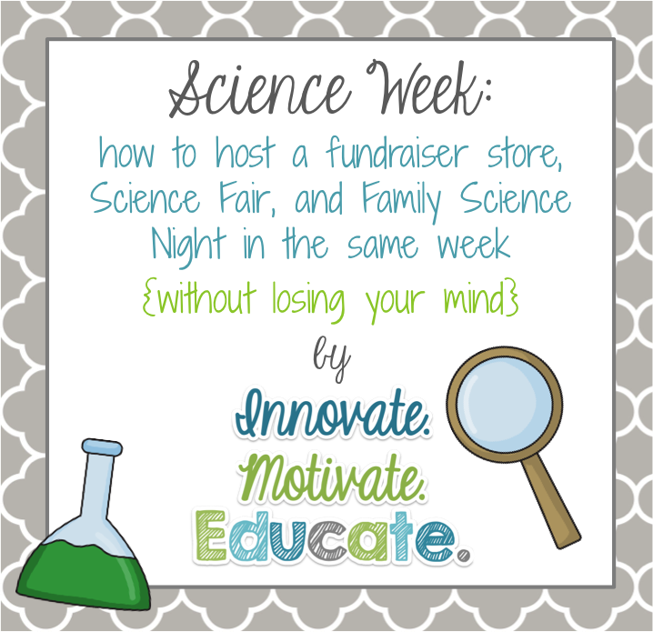 Innovate motivate educate family science night activites science fair innovate motivate educate family science night activites stopboris Image collections