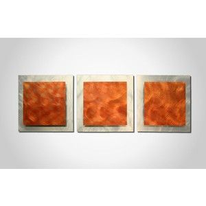 Orange Wall Art U0027Orange Essenceu0027   In.