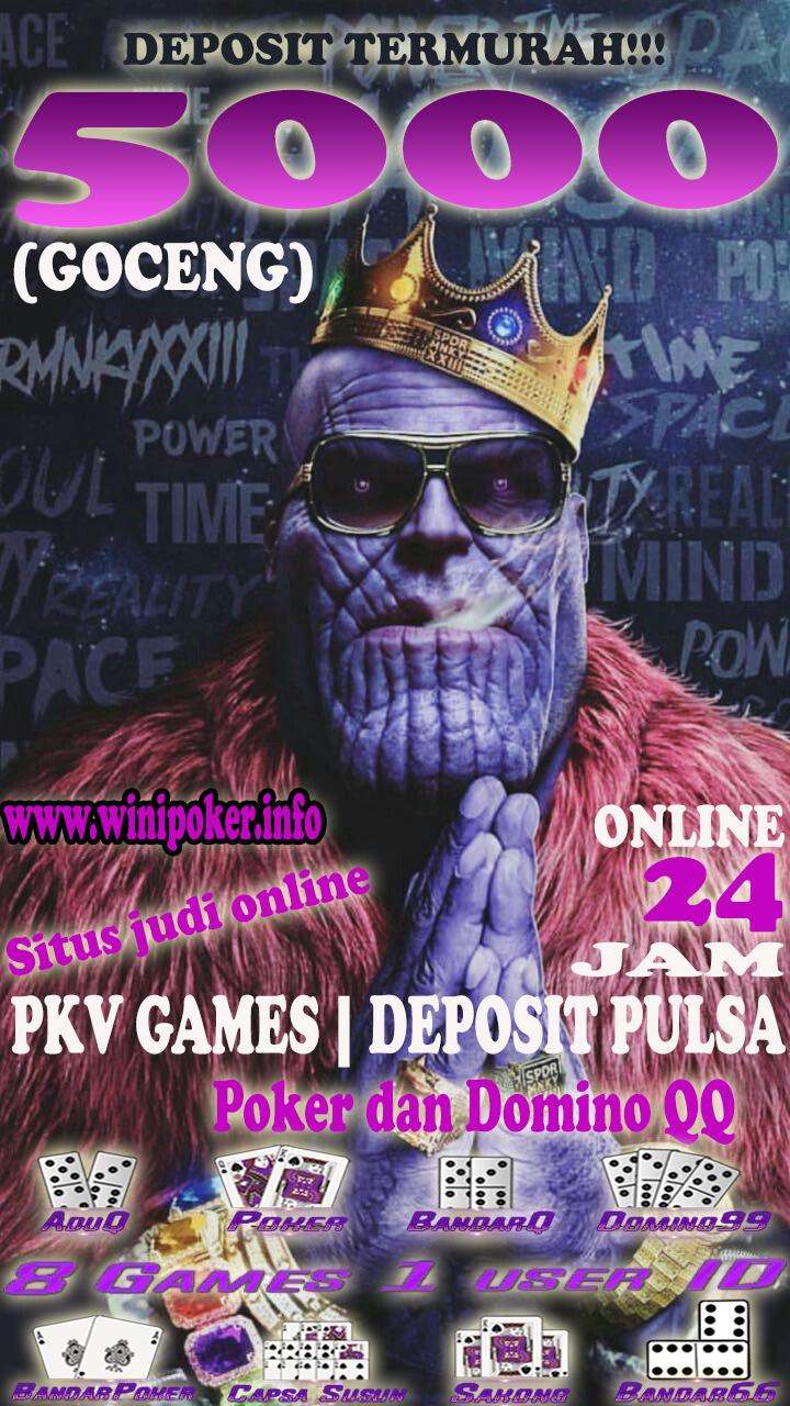 Pkv Games Deposit Pulsa 5000 Winnipoker Kamar Permainan Sains Komputer Perang
