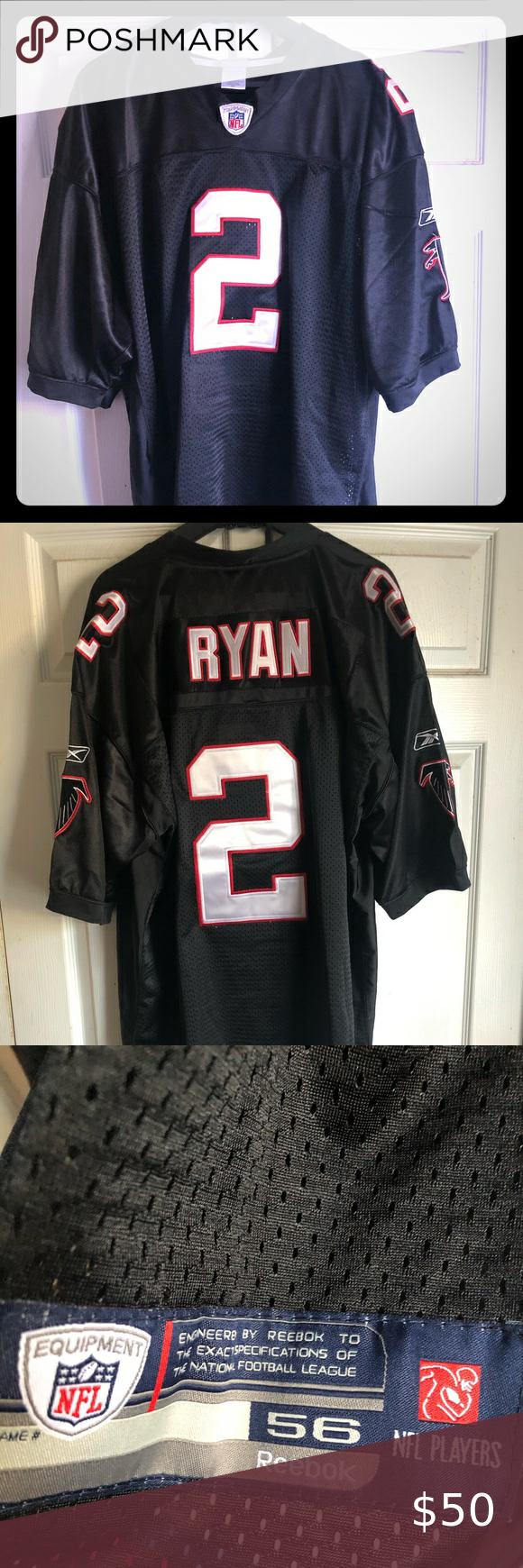 Nfl Atlanta Falcons Matt Ryan Jersey In 2020 Clothes Design Mens Shirts Colorful Shirts
