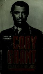 Cover of: Cary Grant by