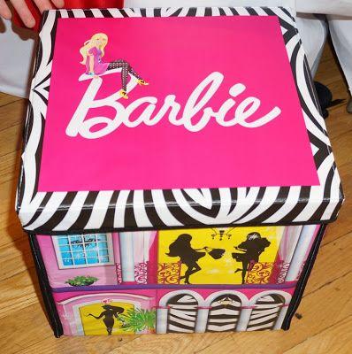 Barbie Storage Container from @Neat-Oh! International LLC & 11/27/13: Neat Oh Making Storage Fun   Pinterest   Barbie storage ...