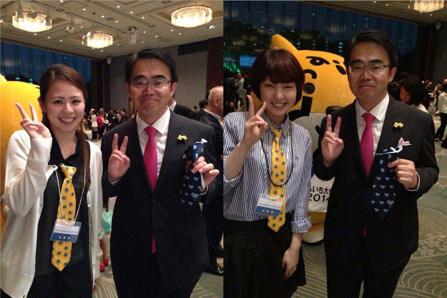 愛知県知事 who 似てる