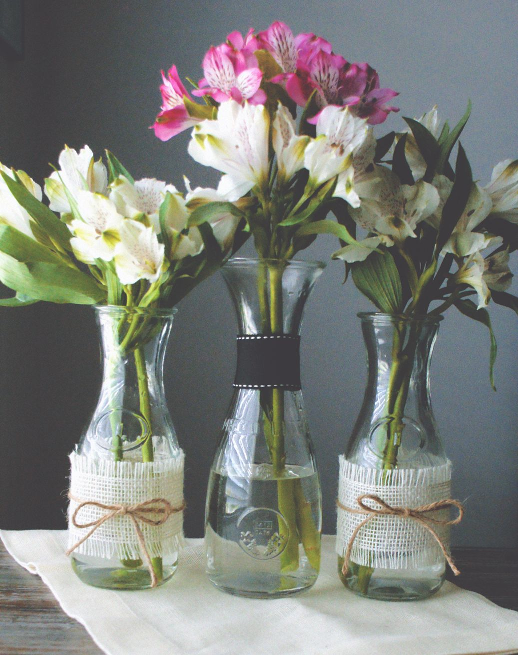 Flower vase kijiji - Find Out How To Add A Touch Of Chic To A Vase Jar Or
