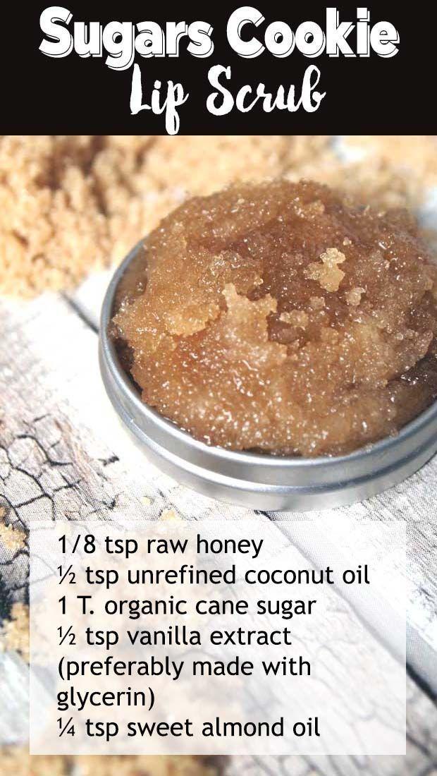 Lip Scrub Homemade Recipes – Get Perfect DIY Lip Scrub   Nisadaily.com - Lip Scrub Diy Blog 2020