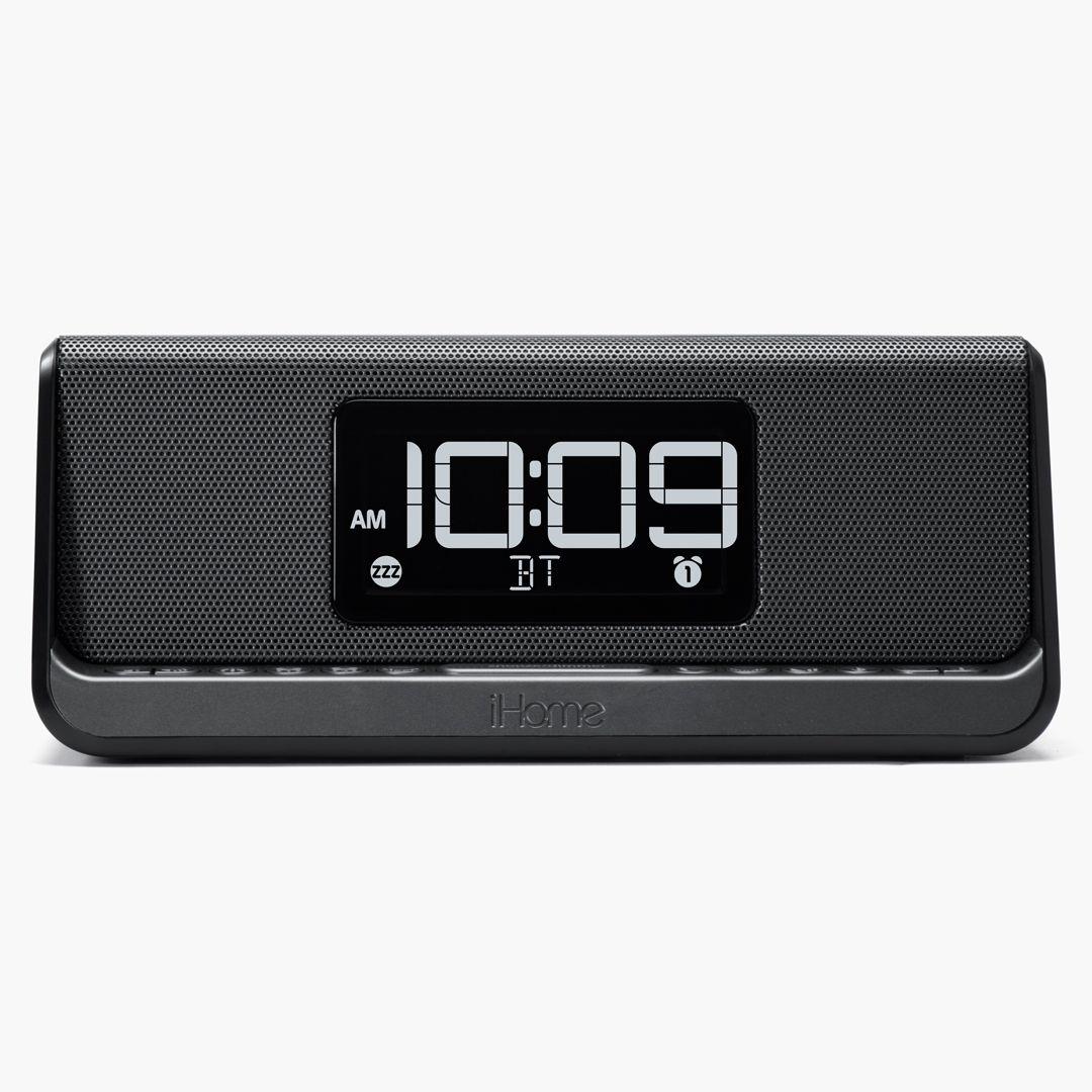 huge discount ed1d4 cb38c iHome: iBN350 Wireless Charging + Streaming Stereo Clock Radio ...