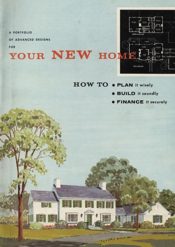 A Portfolio Of Advanced Designs For Your New Home: How To