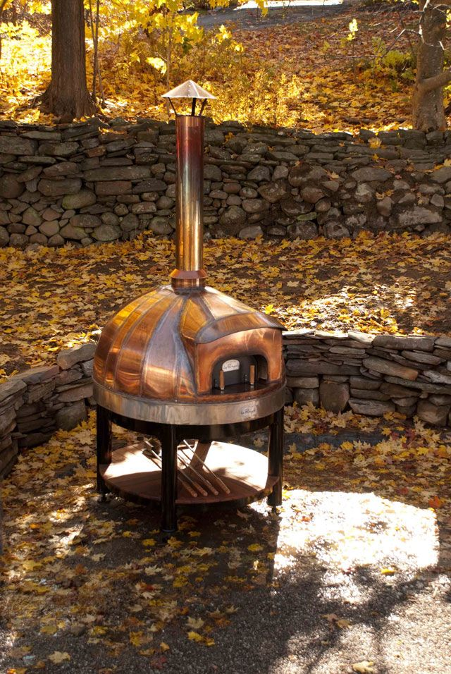 Residential Wood Fired Oven Photos Le Panyol Model 83