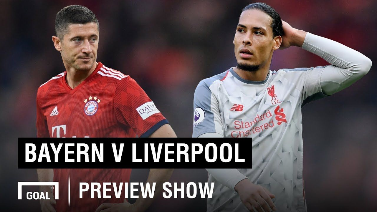 Bayern v Liverpool Champions League Preview Show