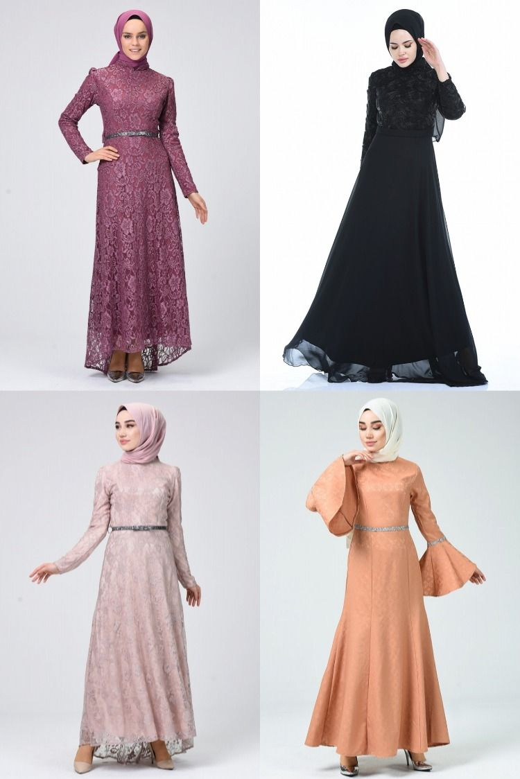2020 Kis Sefamerve Tesettur Abiye Modelleri 2 2 Evening Dress 2020 Abendkleid 2020 2020 Elbise Modelleri The Dress Moda Stilleri