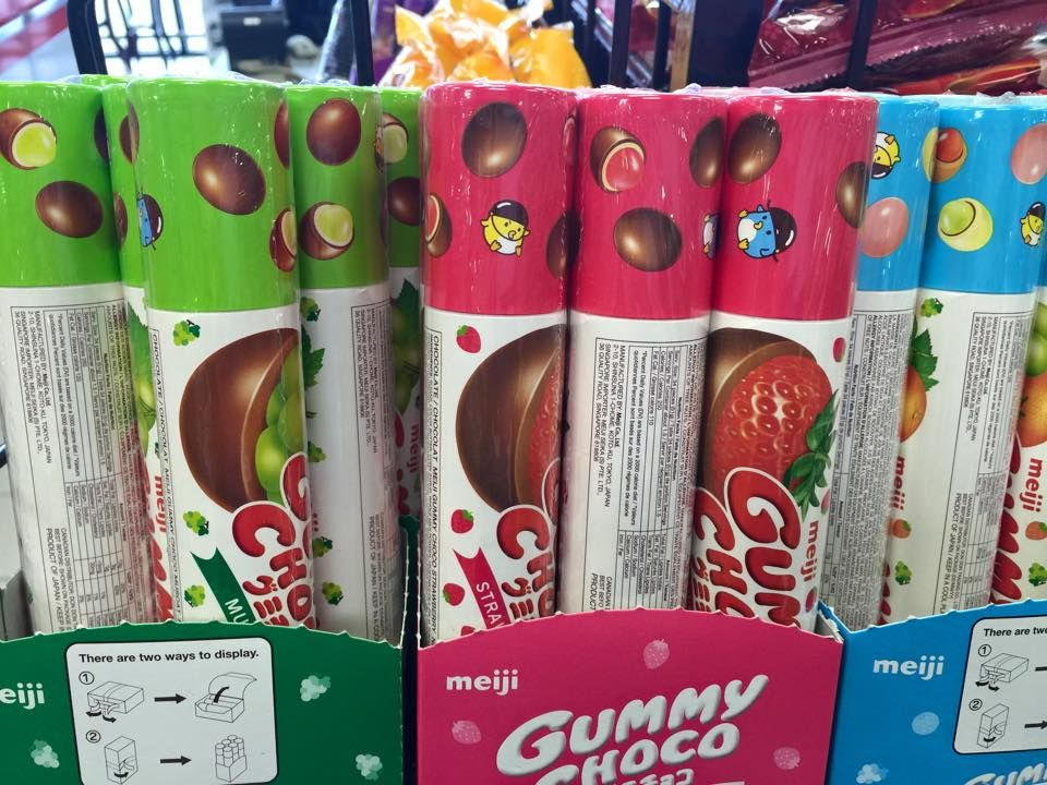 Kam man market east hanover some of our candy selection