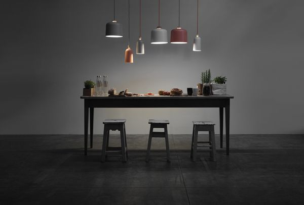 Fuse - Lamp Series by Note Design Studio