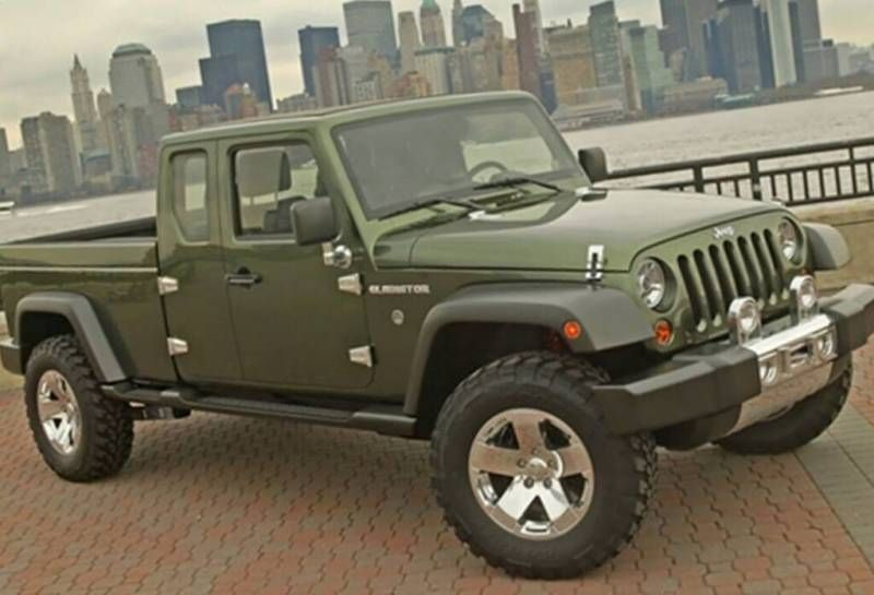 2016 Jeep Gladiator Release Date Price Specs Interior Redesign Horse News Top Sd Convertible