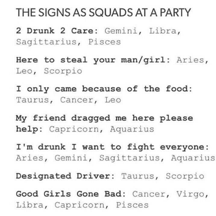 Horoscope Memes Quotes Zodiac Sign Traits Zodiac Signs Funny Zodiac Signs