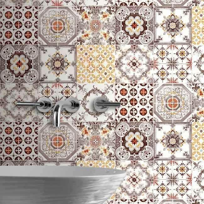 Tapeta Winylowa Na Papierze Maroco J95605 10 Mb