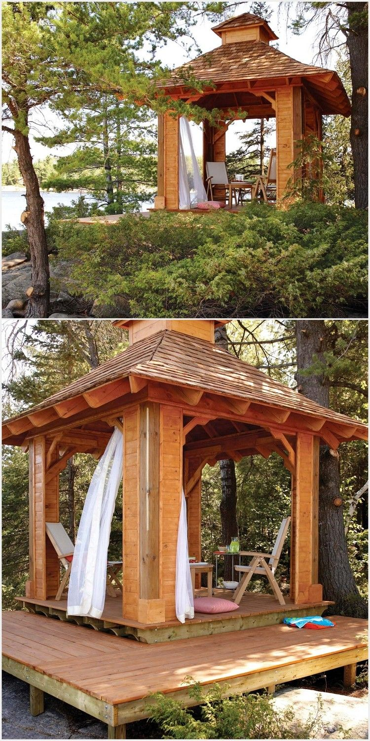 Diy Super Cool Gazebo Ideas Open Gazebo Gazebo Outdoor Pergola