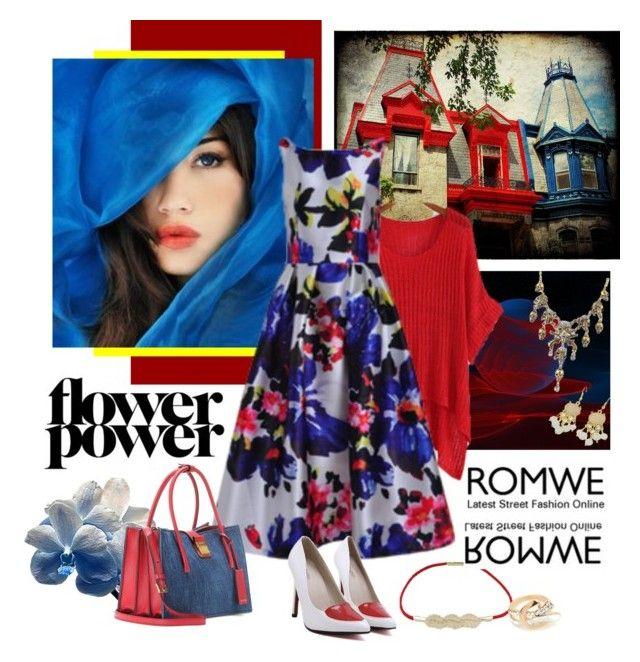 """Romwe 106."" by carola-corana ❤ liked on Polyvore"