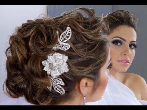 peinados para novia ultimas tendencias de moda lindos peinad