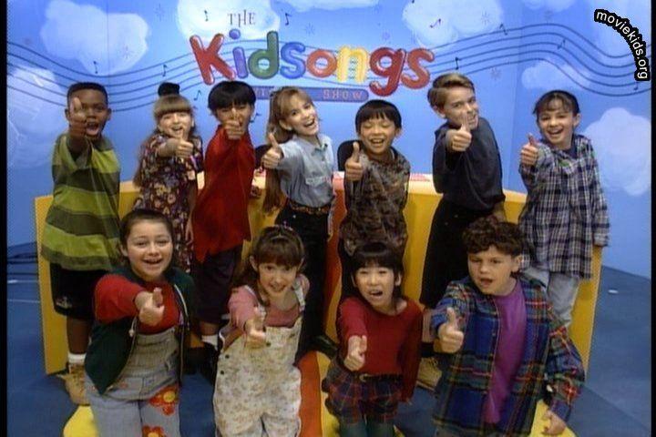 Kid Songs Beach Party