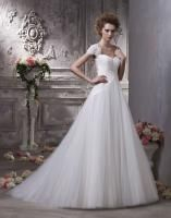 Anjolique wedding gown at The Bridal Shop, Fargo, ND 701.235.0541