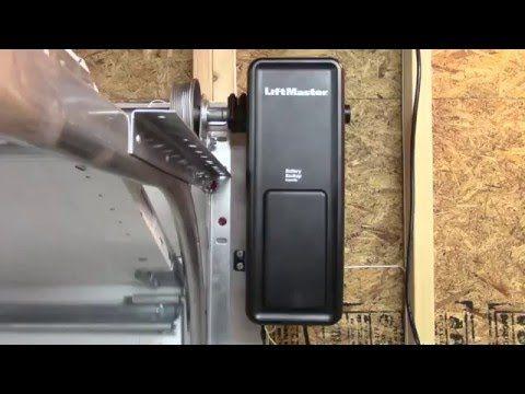Liftmaster 8500 Jackshaft Power Lock Free Replacement Or Repair Youtube Jackshaft Garage Door Opener Garage Doors Single Garage Door