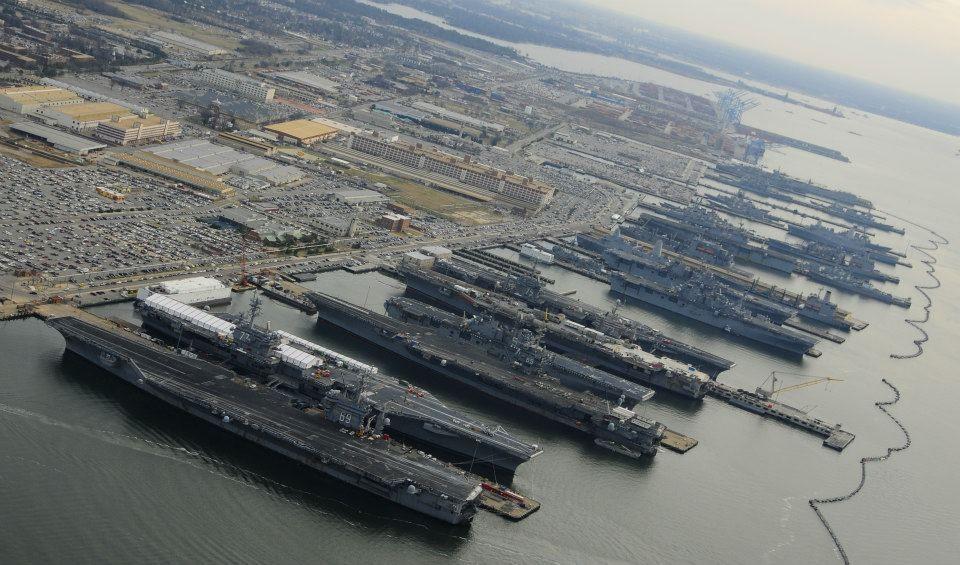 Virginia Beach Naval Base Tours