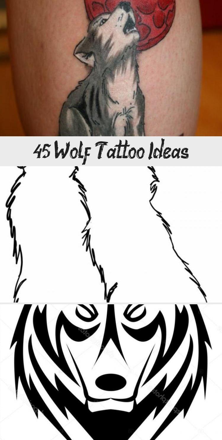 45 Wolf Tattoo Ideas  Tattoos and Body Art  45 Wolf Tattoo Ideas
