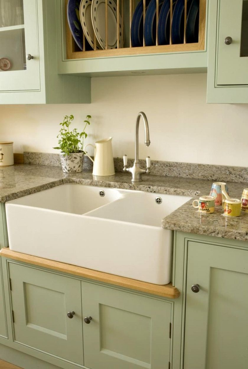 Sage and Cream Kitchen - The Bristol Kitchen Company # ...