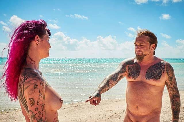 Adam Sucht Eva Promis Im Paradies Auf Rtl Dschungelcamp Tv