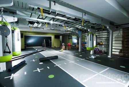 crossfit gym design  gym interior gym flooring workout