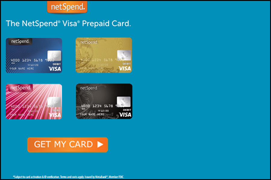 Click4Riches Prepaid card, I card, Cards