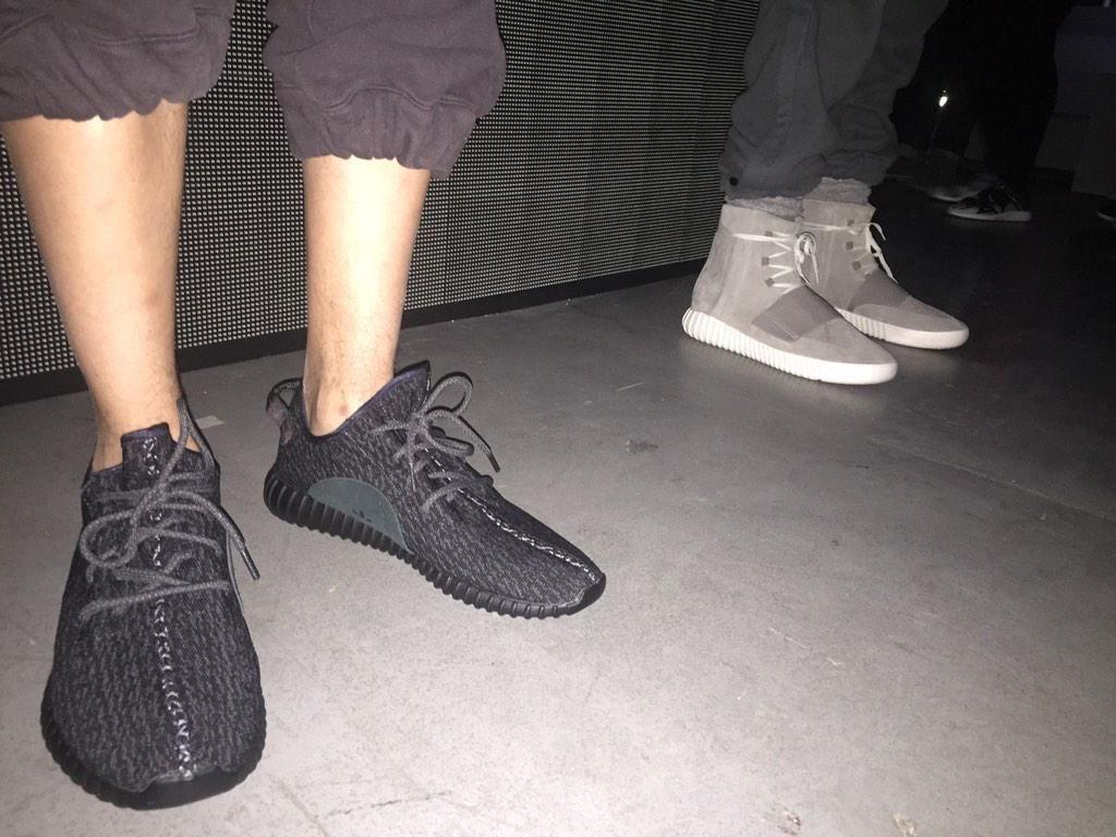 Adidas Yeezi 3 Black