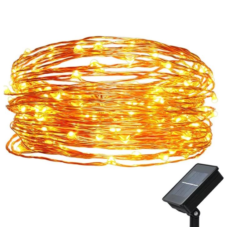 EasyDecor Solar String Lights
