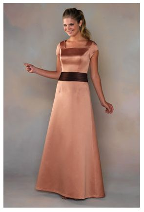 Modest Prom Dress ideas 4