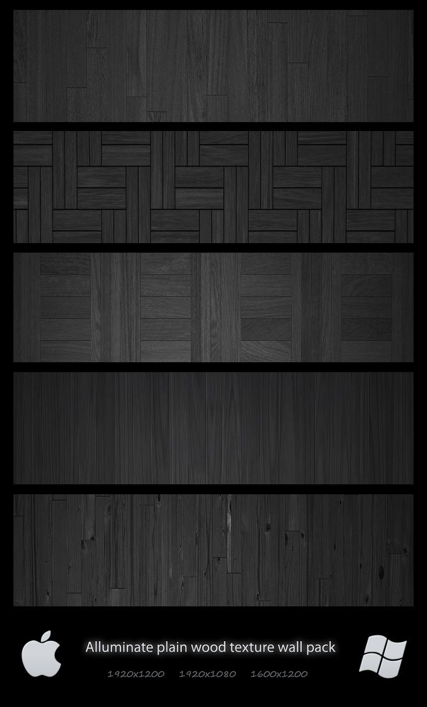 Alluminate Wood Pack By Vstyler Deviantart Com On Deviantart Black Hardwood Floors Wood Wood Floors